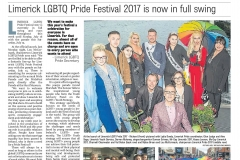 Limerick Chronicle Column July 11 pg 1